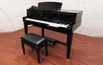 ヘッドフォン付き AvantGrand ハイブリッドピアノ N1