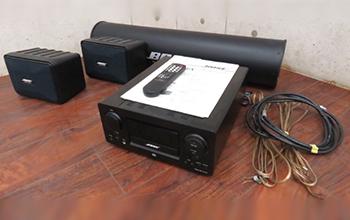 SSS-1EX サウンドシステム