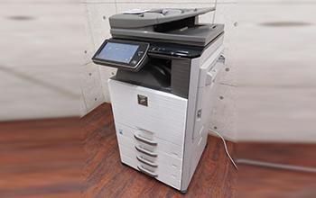 デジタルフルカラー複合機 MX3640