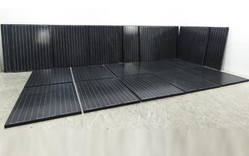 太陽電池モジュール ソーラーパネル25枚セット LPV-200E-BLK-J