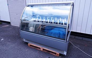 ORION製 業務用アイス ジェラート用ショーケース