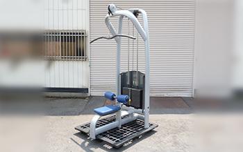 トレーニングマシン 100kg対応ラットプルダウン