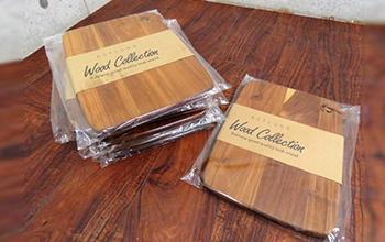 ウッドコレクションシリーズ カッティングボード9枚セット