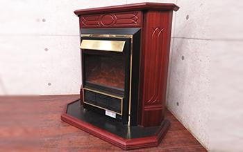 電気暖炉の写真