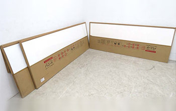 不燃メラミン化粧板 パニート 3枚セット