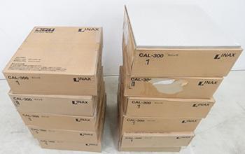 カリッサ 300mm角平タイル11ケースセット