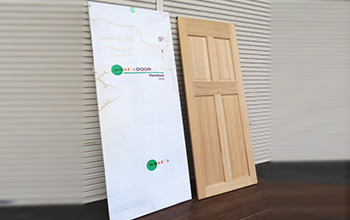 イーストヘムロック リビングドア 内装ドア2枚セット
