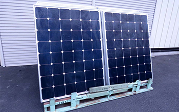 ソーラーパネル 太陽電池モジュール24枚セット NQ-209LW