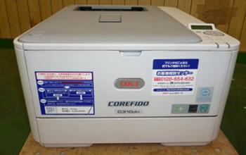 COREFIDOシリーズ C310dn A4対応レーザーカラープリンタ
