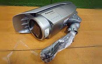 ハウジング一体型ネットワークカメラ WV-SPW611J