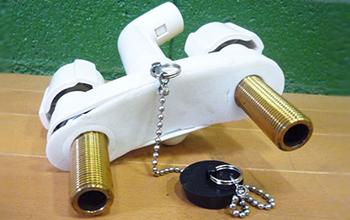 2ハンドル洗面用水栓 KF64