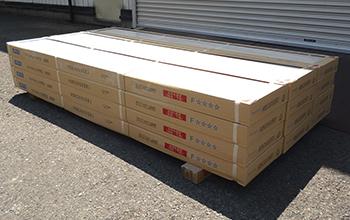 ライブナチュラルMRXシリーズ 床材72枚セットの写真