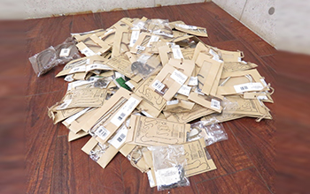 チェーンフック雑貨セットの写真