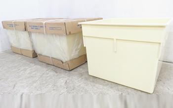 床下収納樹脂収納庫3点セット
