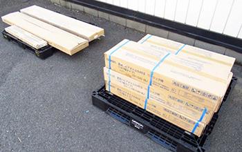 オトユカ45Ⅱ 複合フローリング144枚
