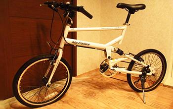 スモールホイールバイク6SP M-705