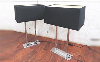 タンカ(Tanca)テーブルランプ2点セット