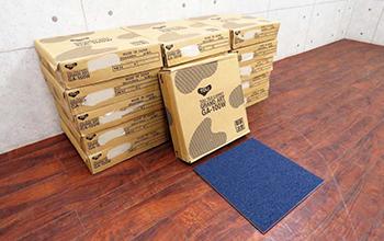 GRAND ART タイルカーペット GA-100W 320枚セット