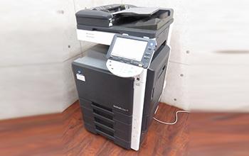 デジタルカラー複合機 bizhub C220