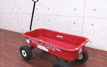 トラベラーワゴン BIG RED
