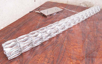 クランカーシリンダー120 LED照明 SFHL-KLU-CYL120
