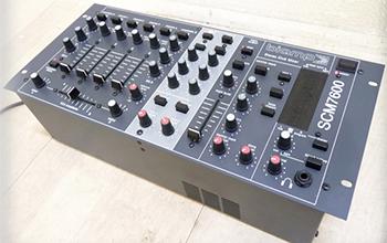 SCM7600 stereoclub Mixer