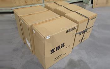 太陽光発電システム取付部材 支持瓦6箱セット