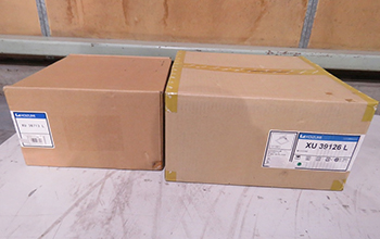 防雨型投光器2点セット XU39126L XU36713L