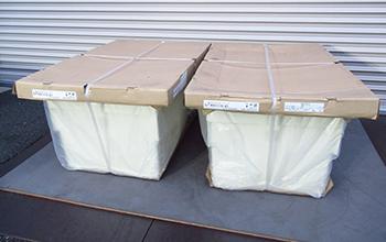 シルバー909 44型 床収納2点セット