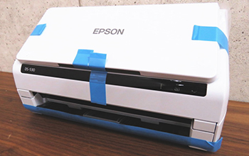 Color Document Scanner DS-530 スキャナー