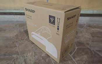プラズマクラスター干し布団乾燥機 UD-CF1-W