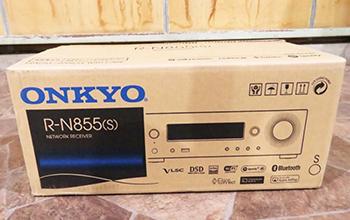 デジタルアンプ R-N855(S)